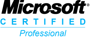 Microsoft Certified Professional (MCP) certification