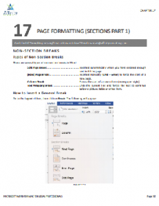 Microsoft Word for Mac 2016 for Legal Professionals Manual Sample Chapter | Legal Microsoft Office Training