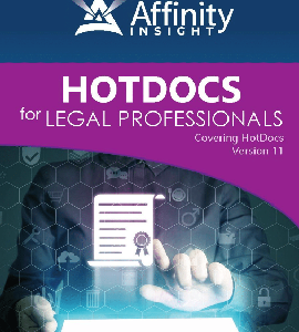 HotDocs for Legal Professionals Manual | Legal Document Automation