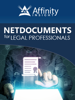 NetDocuments for Legal Professionals Manual | Legal Document Management