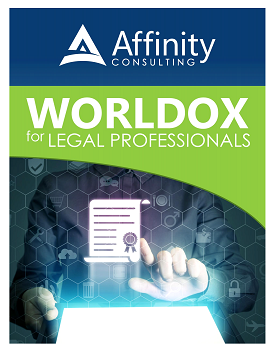 Worldox for Legal Professionals Manual | Legal Document Management