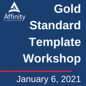 Gold Standard Template Workshop January 6 2021   Legal Document Automation
