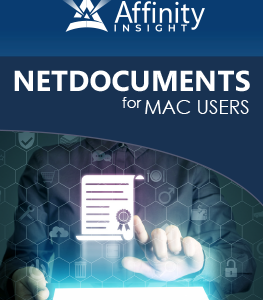 NetDocuments for Mac for Legal Professionals Manual | Legal Document Management