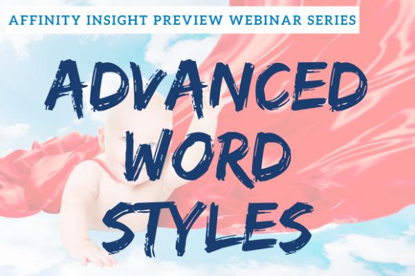 Advanced Word Styles   Legal Microsoft Office Training