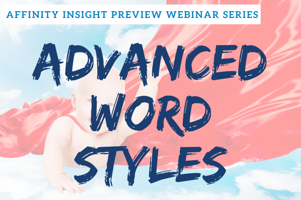 Advanced Word Styles | Legal Microsoft Office Training